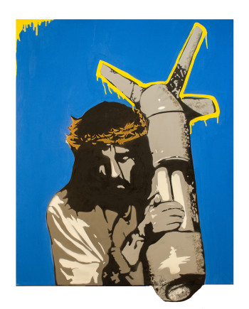 galeria soldout jesus-bomb